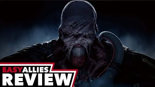 Resident Evil 3 (2020) - Easy Allies Review (Video Game Video Review)