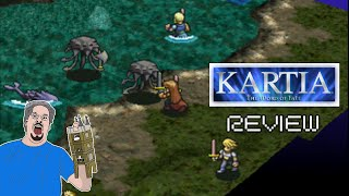 Kartia: The Word Of Fate Review (PS1)