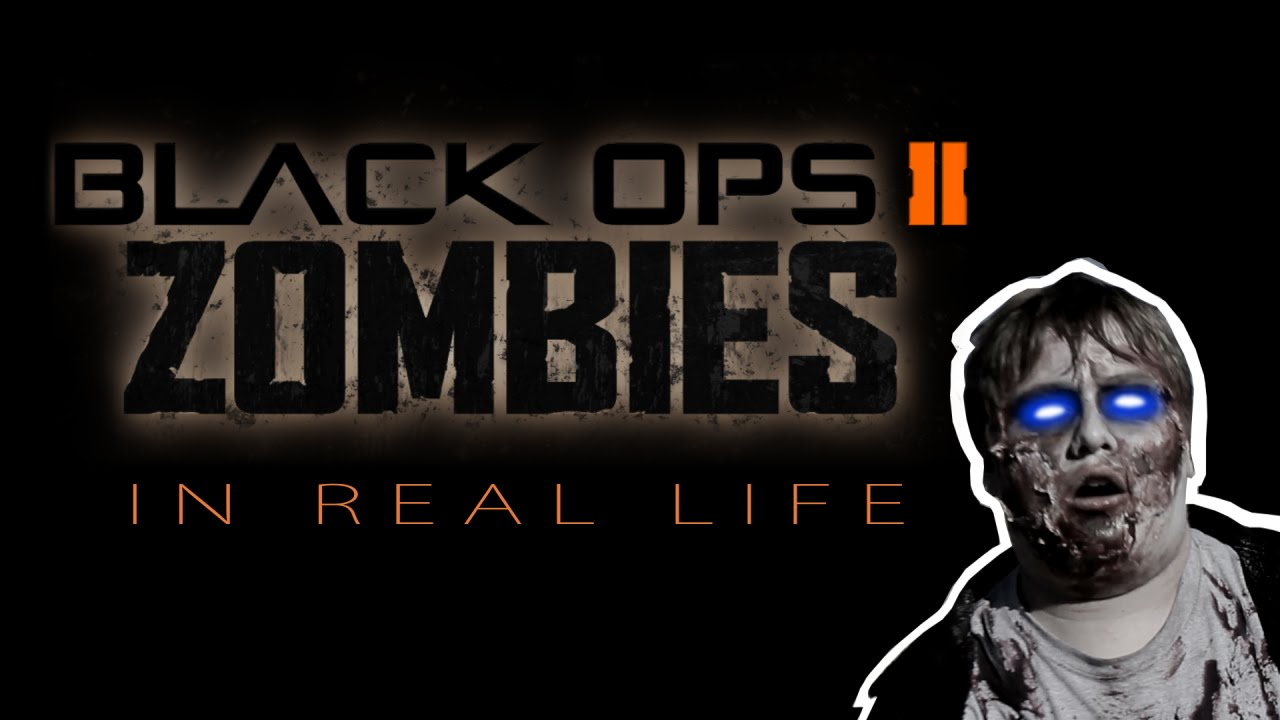 Black Ops Ii Zombies In Real Life The Troll - Pt 1 -2271