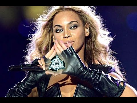 Beyonce Illuminati Ritual at Super Bowl 2013 - YouTube