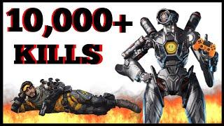 Fleecing Friday Foes // 10,000+ Eliminations // PS4 Controller // Apex Legends Live