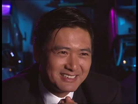 Chow Yun-Fat interview 1993 - Disliking A Better Tomorrow 2/3 - John Woo - Hard-Boiled - Hating Guns