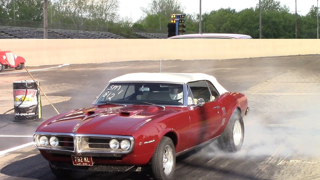 1967 pontiac firebird 400 drag racing