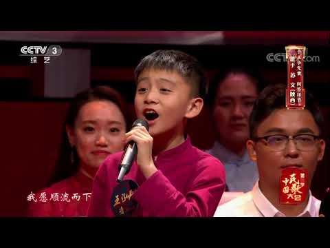 [民歌百人团]王泓翔 歌曲《在水一方》 | CCTV