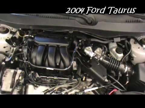 2004 Ford Taurus YouTube