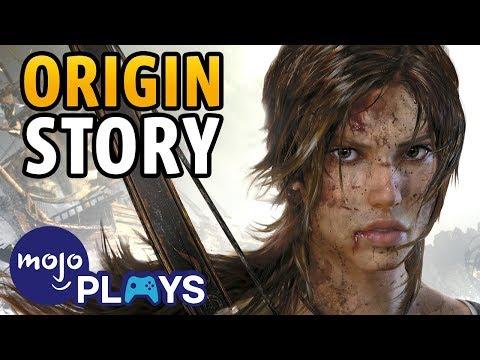 Origin Story of Lara Croft: Everything You Need to Know