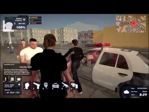Enforcer Police Crime Action Day 2