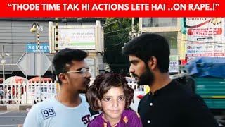Delhi Reacts On Asifa Rape Case : #JusticeForAsifa : JM