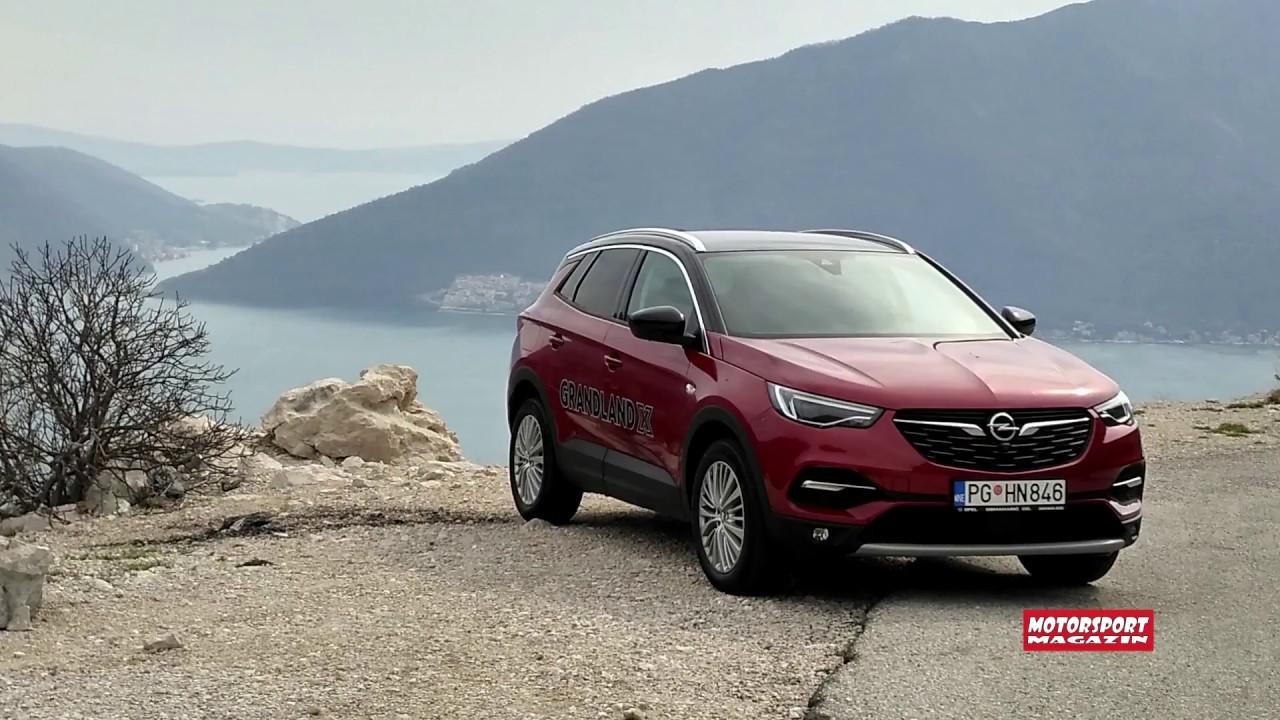 Opel Grandland X Test Review By Motorsport Magazin Youtube