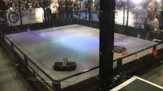 The 2013 UK FW Championships - Trouble Starter 3 vs Scruffy (part 2)