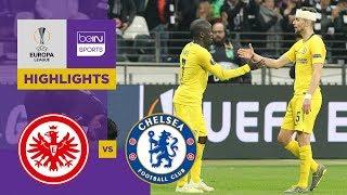 Eintracht 1-1 Chelsea | Europa League Highlights