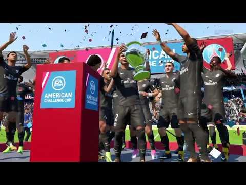 FIFA 18 Carrière Manager PSG #02 | Match de coupe et début du championnat