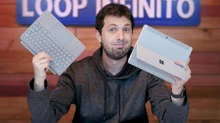 A Microsoft apresentou na semana passada novos produtos da linha Su...