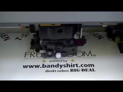 Bandyshirt - Digiflex mit RolandVersacamm