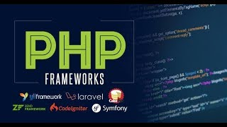 Most Popular PHP Frameworks in 2017