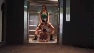 Jenn & Shona: Tomb Raider Gangnam Style