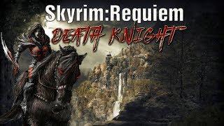 Skyrim - Requiem (без смертей)  Данмер-рыцарь смерти и Коллегия Винтерхолда