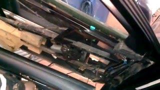 Ауди а 4 в 5 1997г снятие обшивки  водительской двери