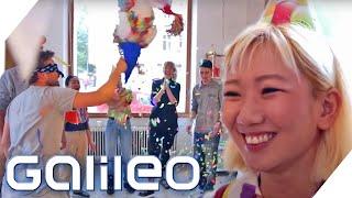 Internationale Geburtstagstraditionen: Wie feiert man weltweit? | Galileo | ProSieben