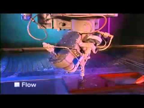 Cắt bằng tia nước Water Jet Cutting WJC