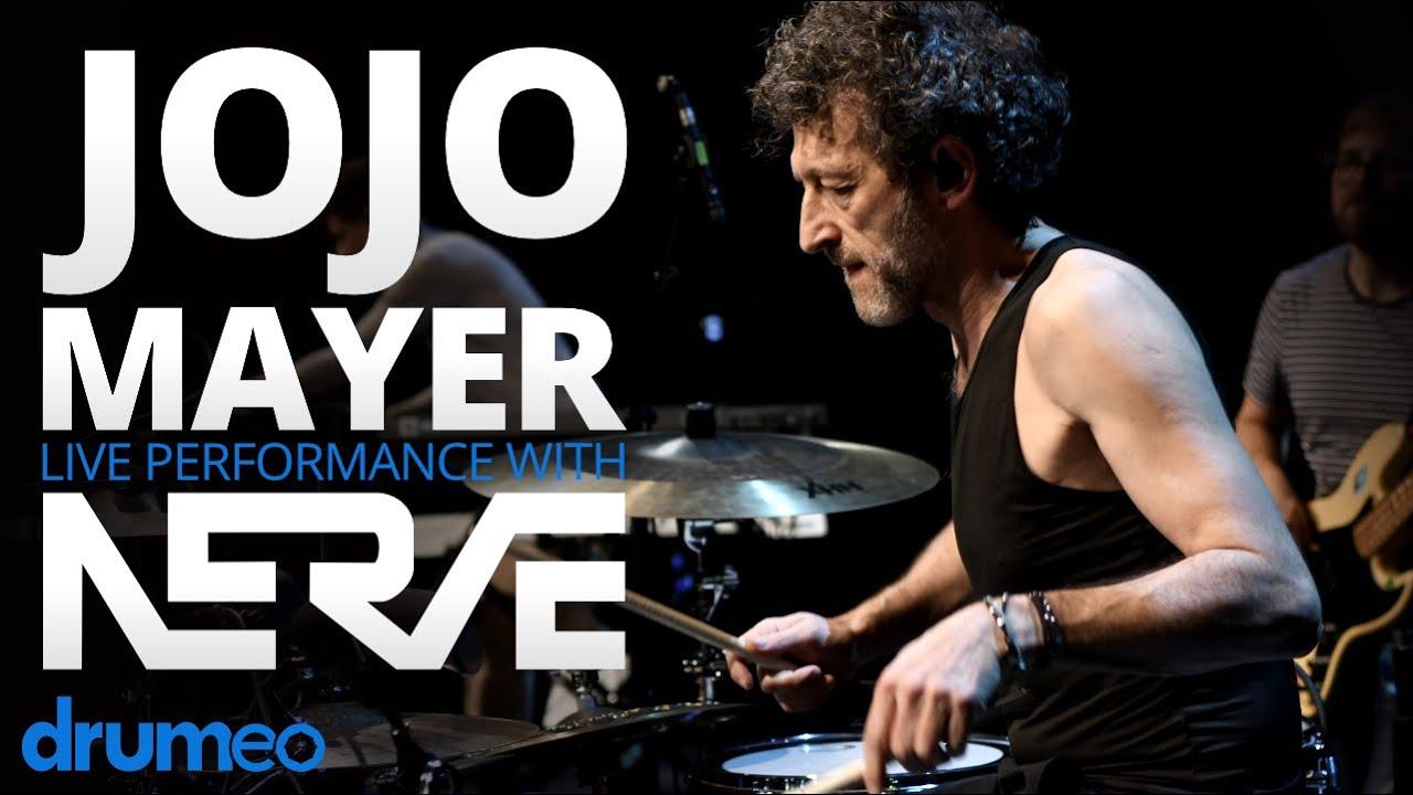 Jojo Mayer & Nerve LIVE - Drumeo Festival 2020