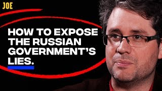 How to expose the Russian government's lies | Bellingcat founder Eliot Higgins on MH-17