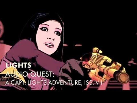 Audio Quest: A Capt. LIGHTS Adventure, Issue VIII