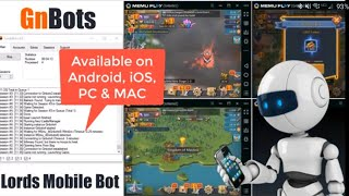 Lords Mobile Auto Farm Bot & Cheats | LordsBot v3.0