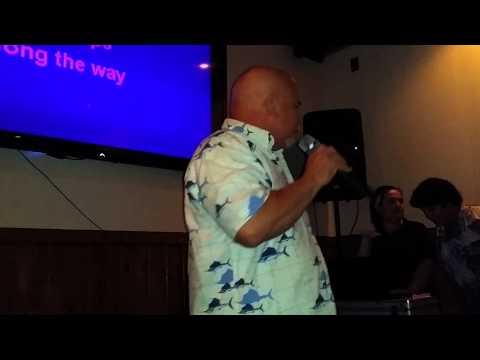 Nicky's karaoke night - Nice and easy