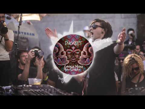 Skrillex x C+C Music Factory x Dückeet x Justice - Everybody Dance Now x Breakn' A Sweat (VIP)
