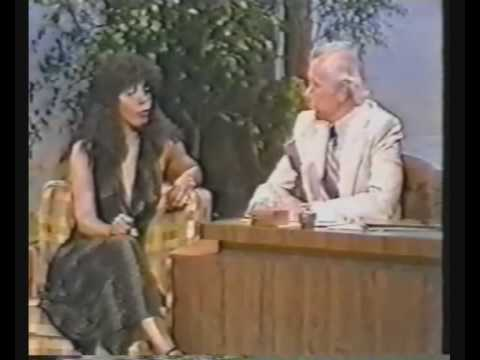 Donna Summer - Interview at Johnny Carson Show