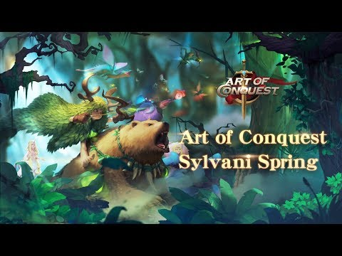 Art of Conquest: Sylvani Spring Cinematic