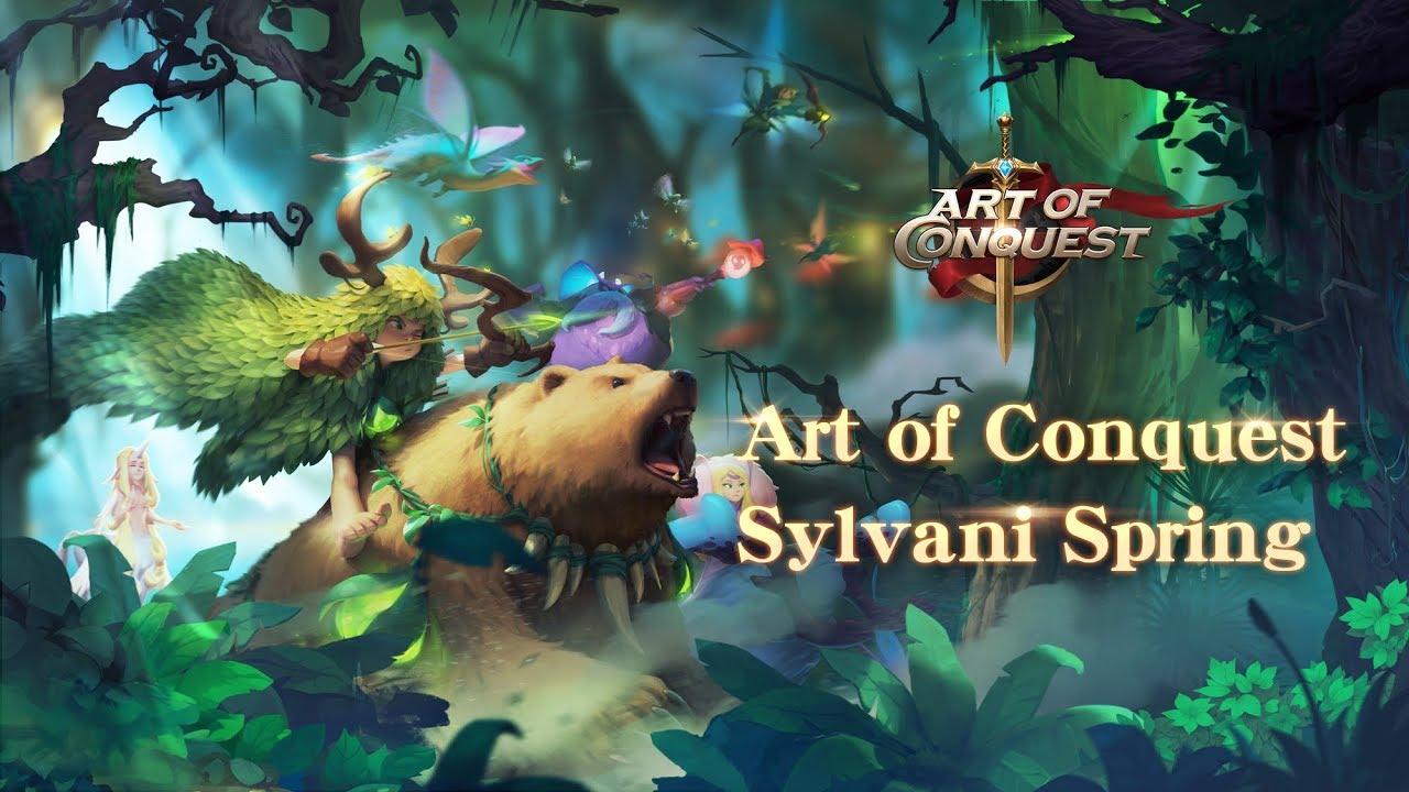 「art of conquest sylvani」の画像検索結果