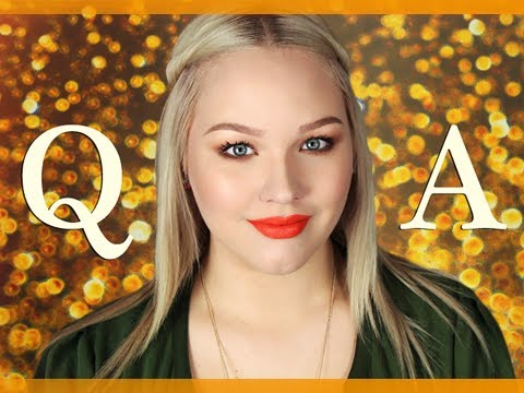 Q&A #1: Guilty Pleasures, Future Plans & My Accent!