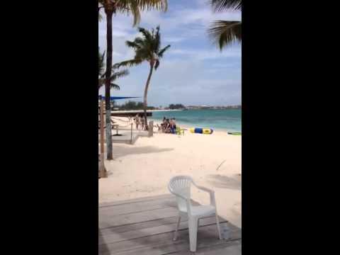 Jukonoo Beach, Nassau Bahamas