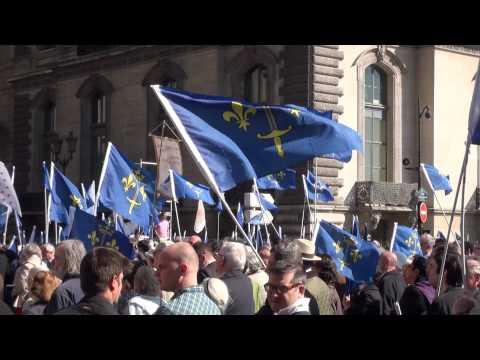 Joan of Arc Demonstration