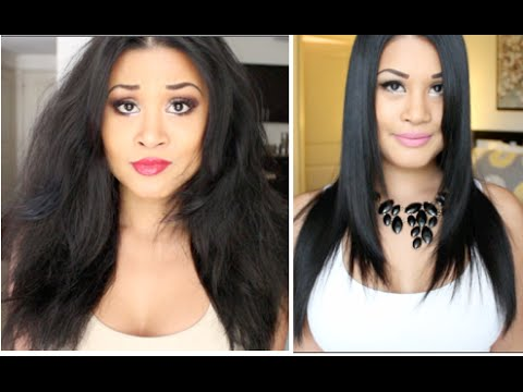 How To Repair Dry Damaged Hair Youtube