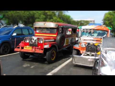 Маршрутки в Маниле