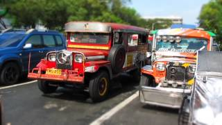 Маршрутки в Маниле - Джипни на американский манер(Зимой прошлого года мы посетили азиатский мегаполис Гонконг, а также китайский Лас-Вегас - город-государств..., 2014-03-11T10:14:16.000Z)