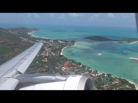 KOH SAMUI BANGKOK-BANGKOK AIRWAYS BUSINESS CLASS 260315