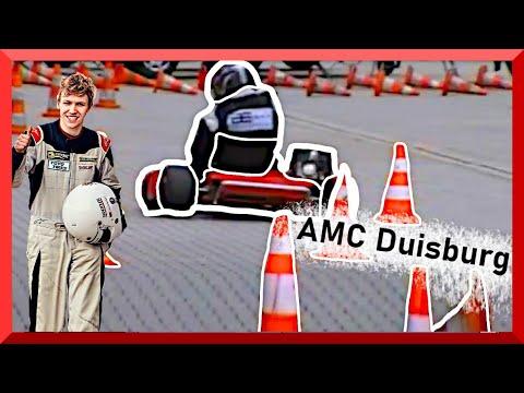 5. Deutsche Jugendkartslalommeisterschaft AMC Duisburg