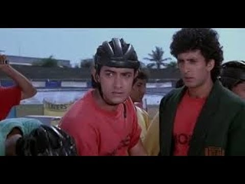 Jo Jeeta Wohi sikandar movie  Final Race