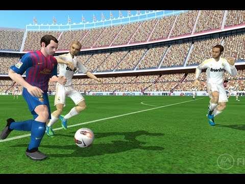 CGRundertow FIFA 12 for Nintendo Wii Video Game