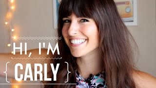 Hi, I'm Carly | Channel Trailer