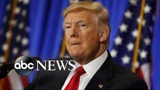 Trump: Russia Allegations