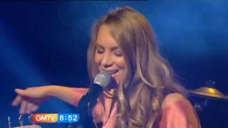 Agnes -  I Need You Now Live @ gmtv