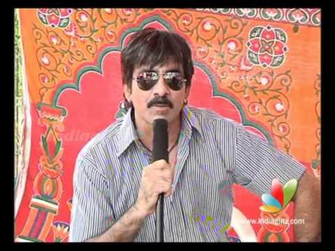 Ravi Teja Talks About Gabbar Singh