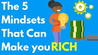 Millionaire Mentalities YOU MUST Have If you want to be Rich