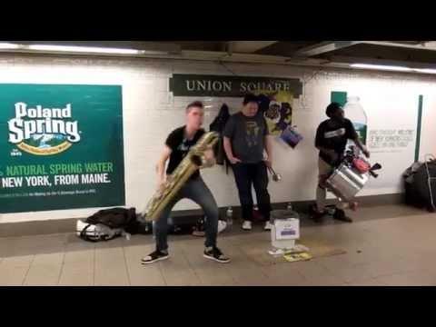 NEW YORK SUBWAY BAND - TOO MANY ZOOZ