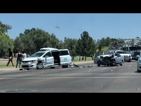 BREAKING: Chandler police confirm accident investigation involving Waymo autonomous vehicle (FNN)